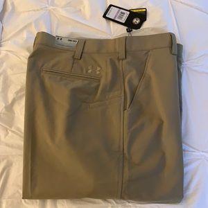 Under armor golf pants 38/30 NWT